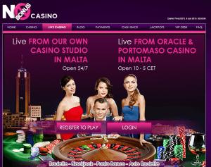 Vipdesk van het casino