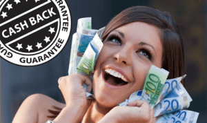 Spelaanbod en cash back